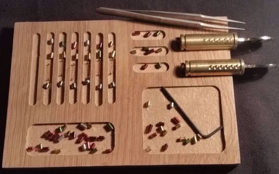 Picture of Repinning Tray